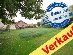**VERKAUFT**DIETZ: Wiesengrundstück in Beerfelden zu verkaufen