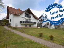 DIETZ: Zweifamilienhaus in Top Lage - Weitere Wohnhausbebauung möglich! Otzberg - Hering